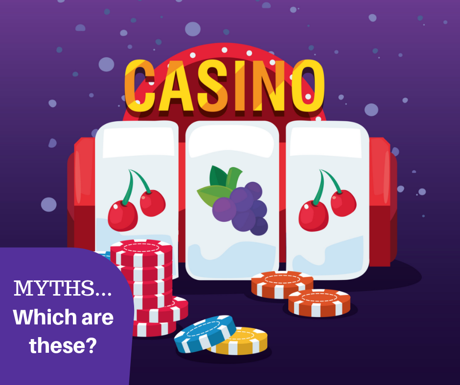 myths making rounds on the best time to play slot machines