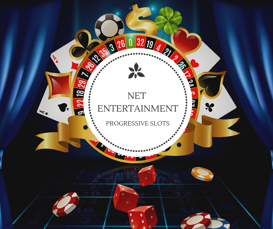 Net Entertainment Progressive Slots