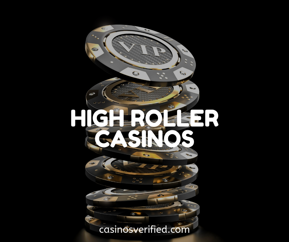 How to Find High Roller Casinos- online casinos